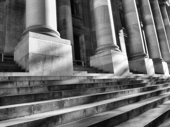 Stairs and Columns, Adelaide
