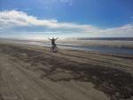 Biking, Ocean, Beach, Kiawah Island