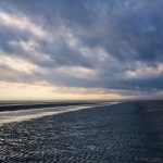 Kiawah Island, Beach, Storm, Clouds, Weather, Ocean