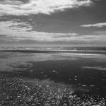 Beach, Ocean, Landscape Photography, Clouds, Kiawah Island,