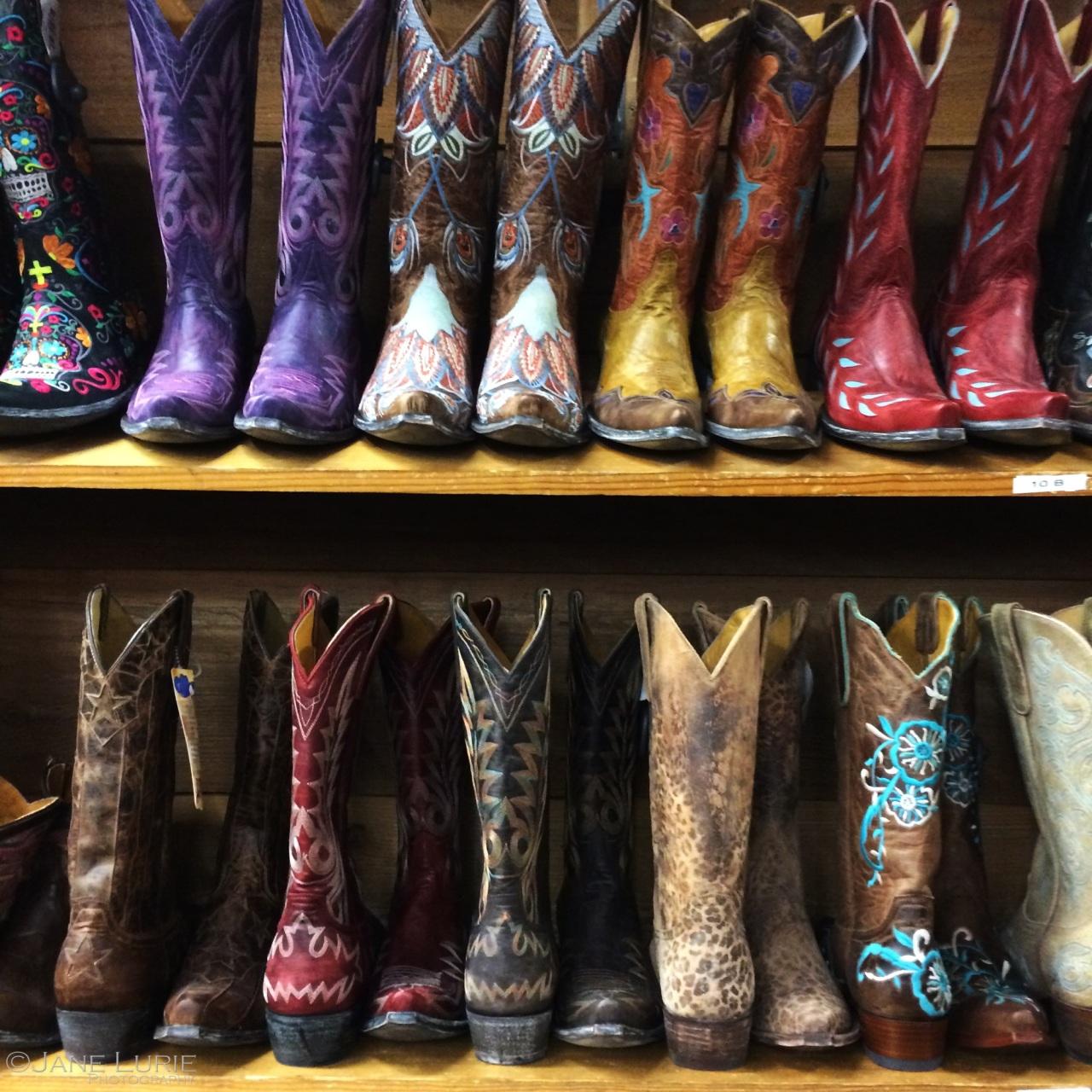 Austin, Texas, Cowboy Boots