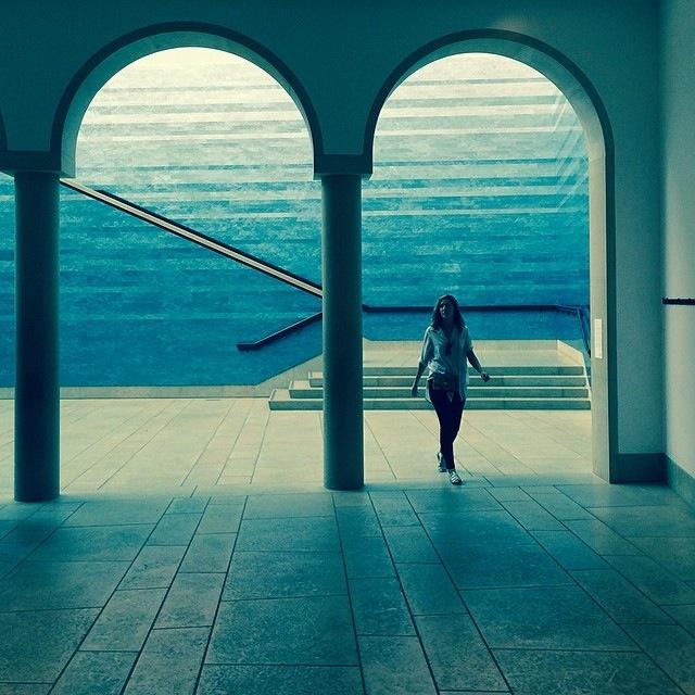 Blanton Museum, Architecture, Austin, Texas