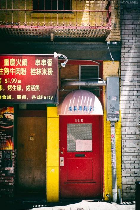 Chinatown, Architecture, San Francisco