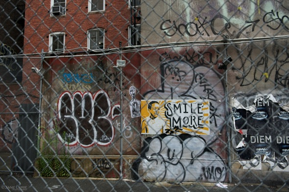 Graffiti, New York, Urban,