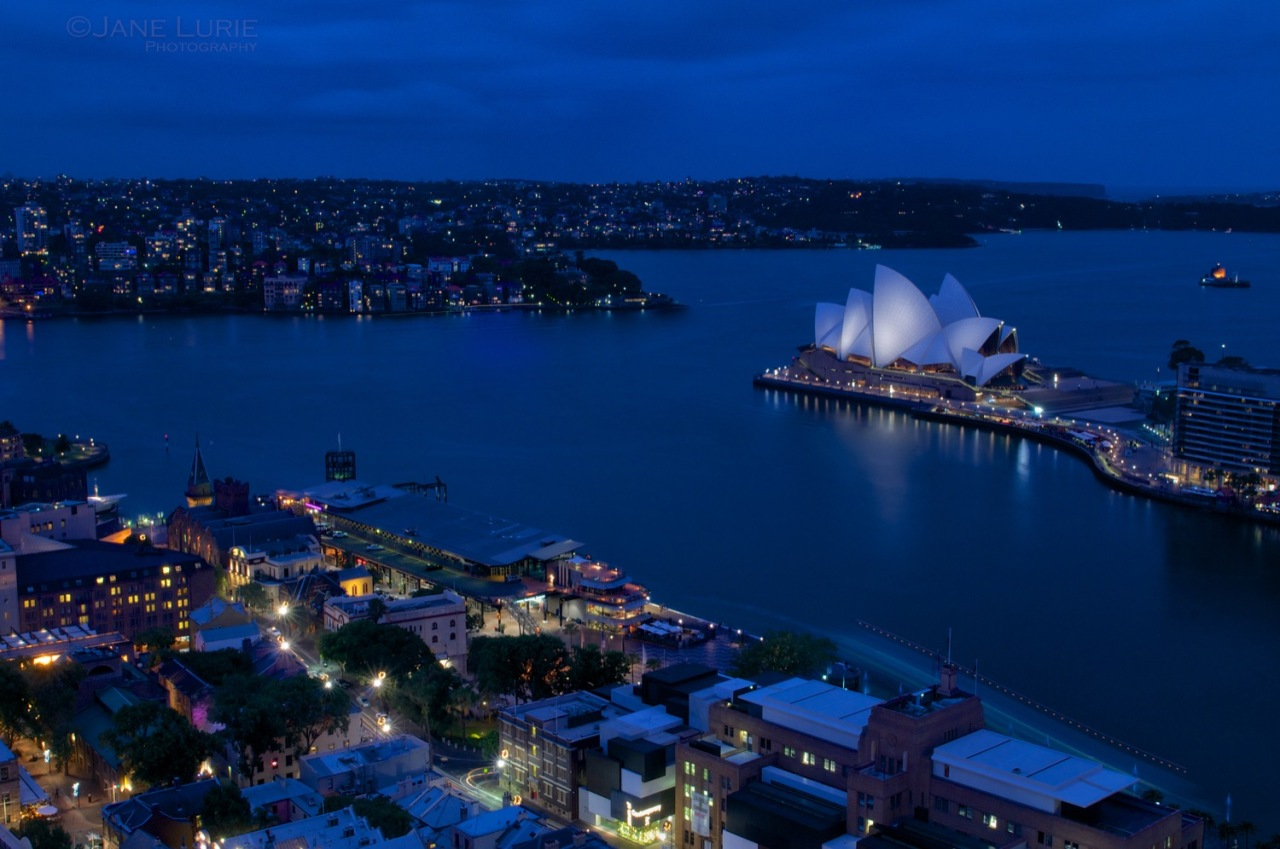 Sydney, Night Photography, Australia, Opera House