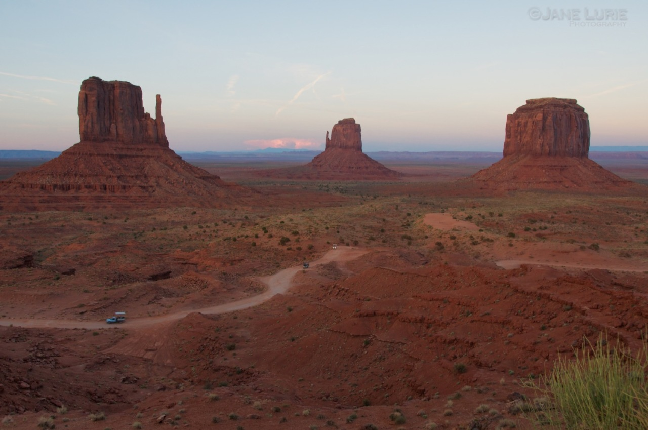 Nature, National Park, Landscape, Sunset, Monument Valley