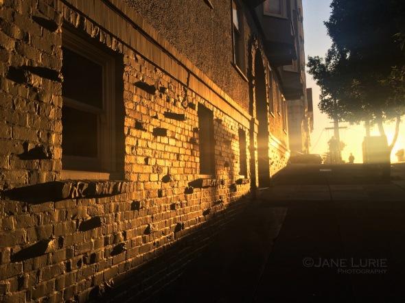 Architecture, Sunset, San Francisco