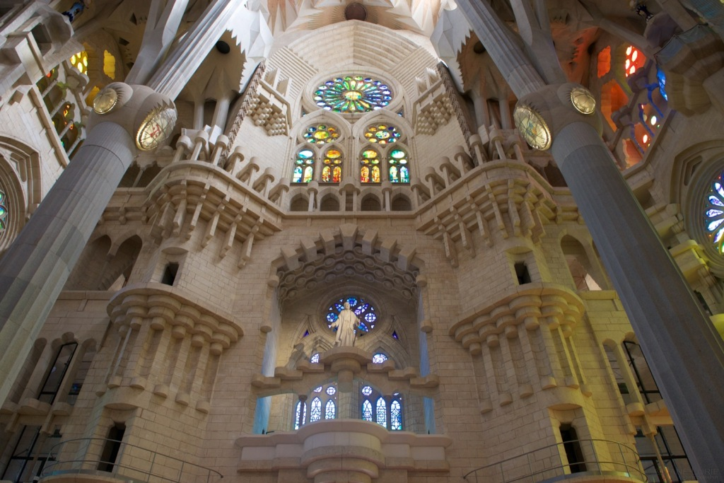 Architecture, Barcelona, Gaudi, Spain