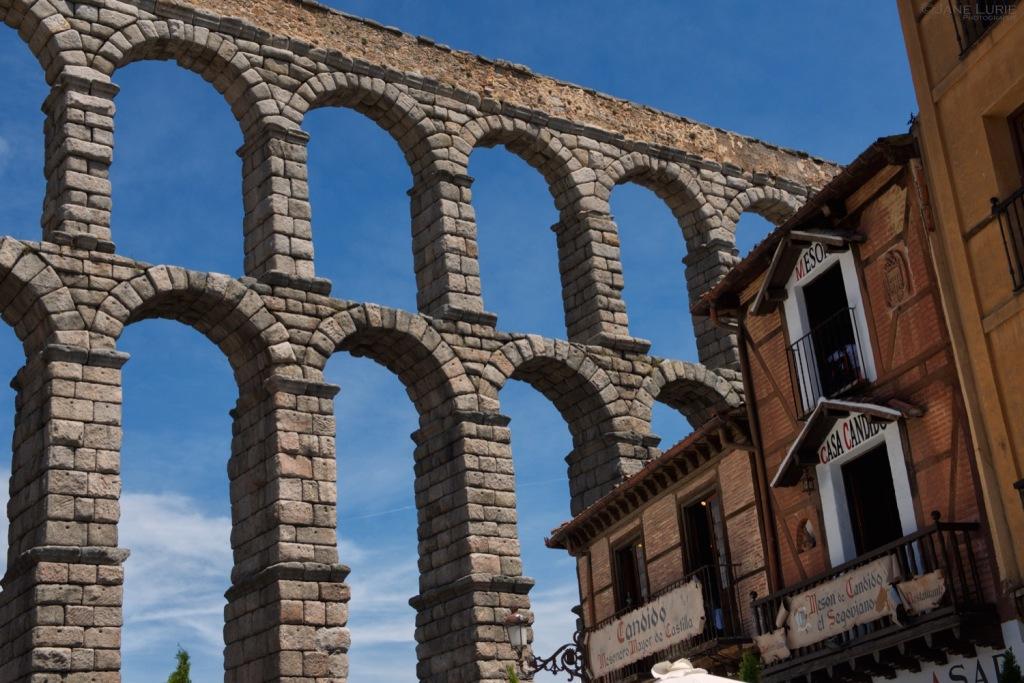 Architecture, Spain, City, Landscape, Nikon