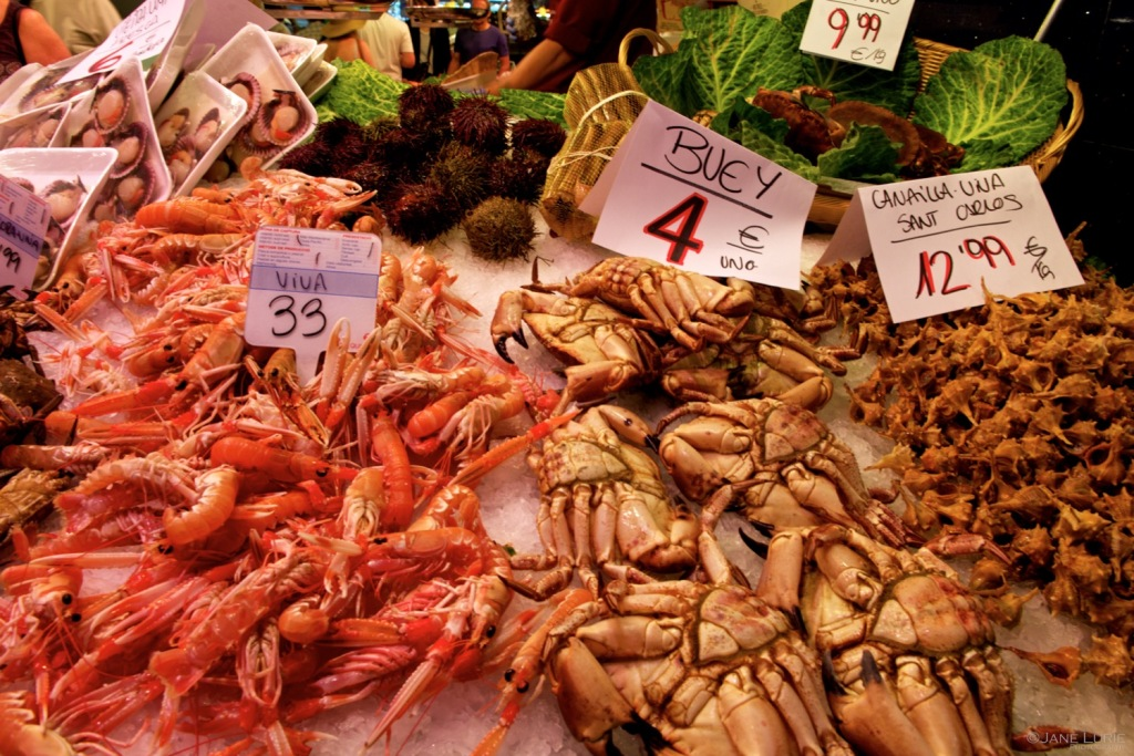 Fish Market, Barcelona