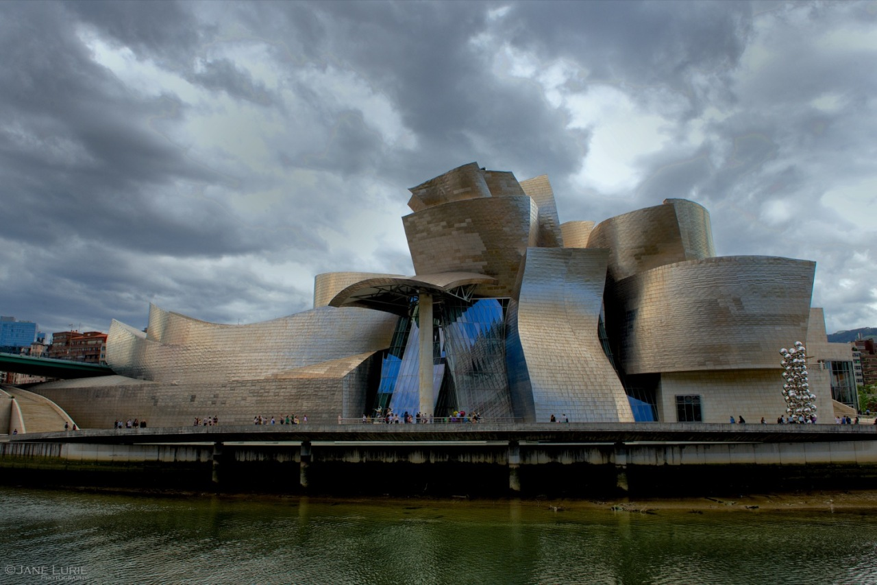 Architecture As Art: Guggenheim Bilbao
