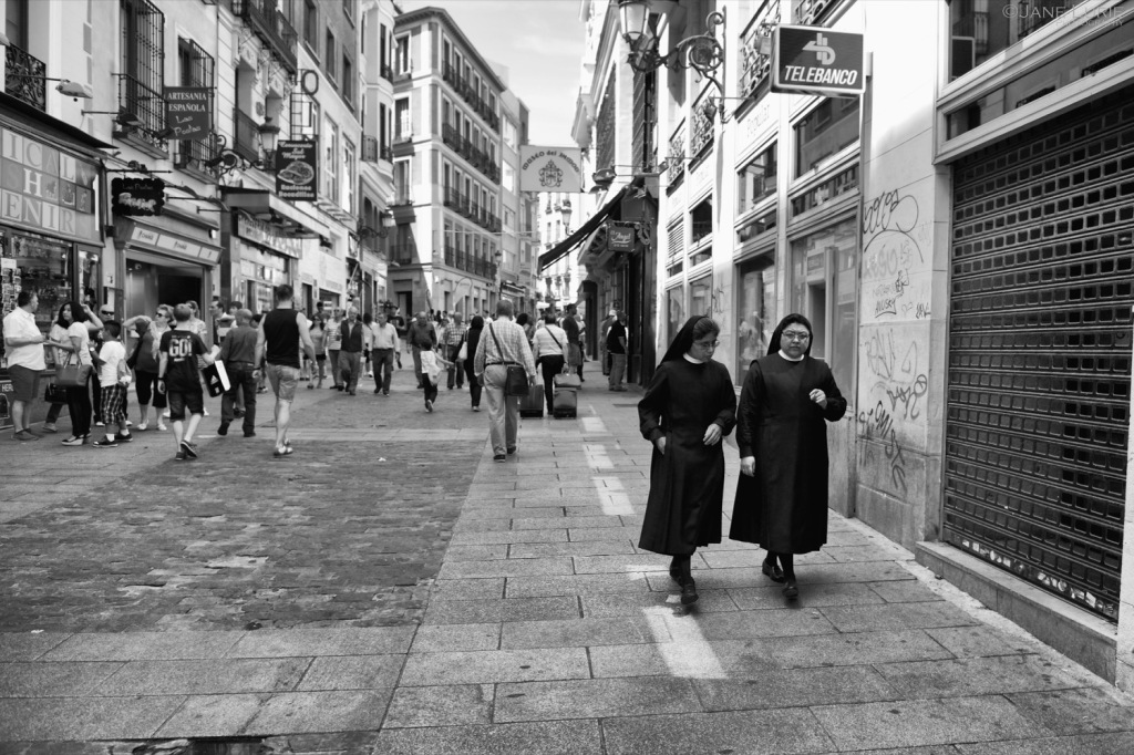 People, Street Photography, Portraits, City, Nikon, Spain,