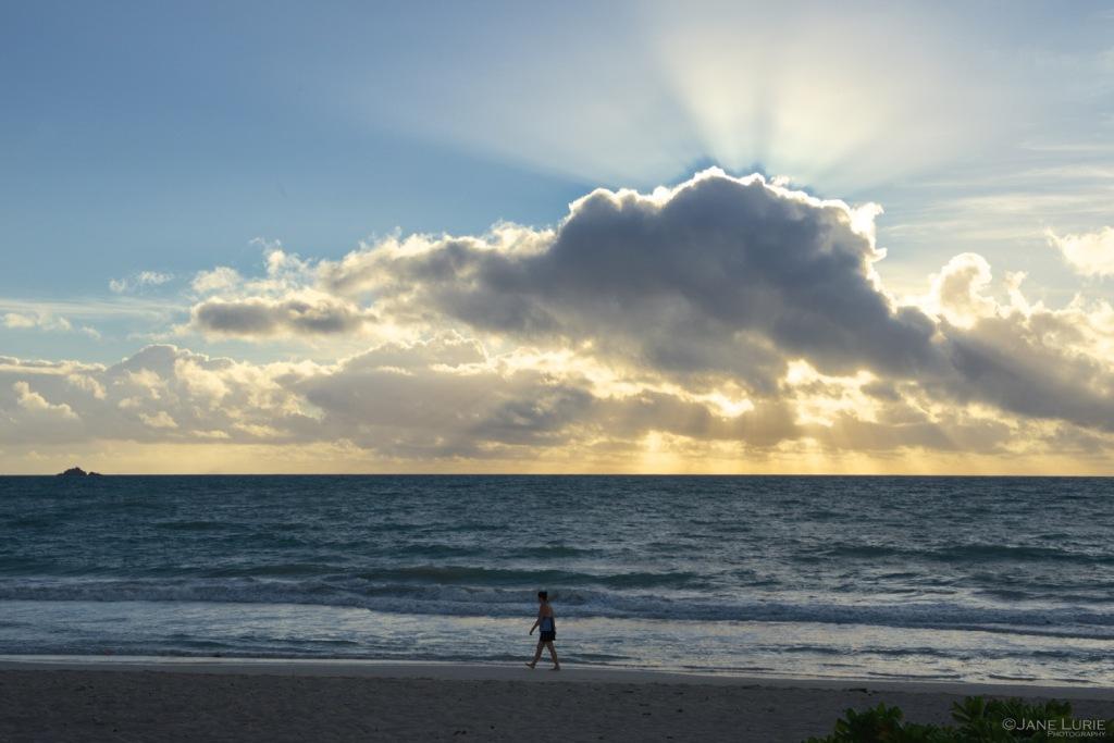 Landscape, Hawaii, Nature, Beach, Sunrise, Nikon