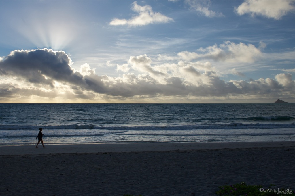 Sunrise, Landscape, Nikon, Hawaii