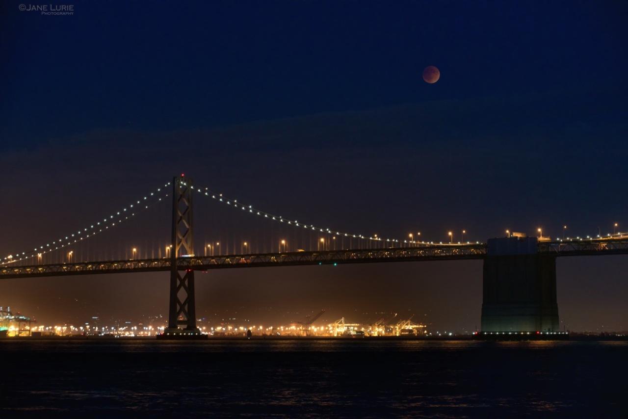 Bay Bridge, BloodMoon