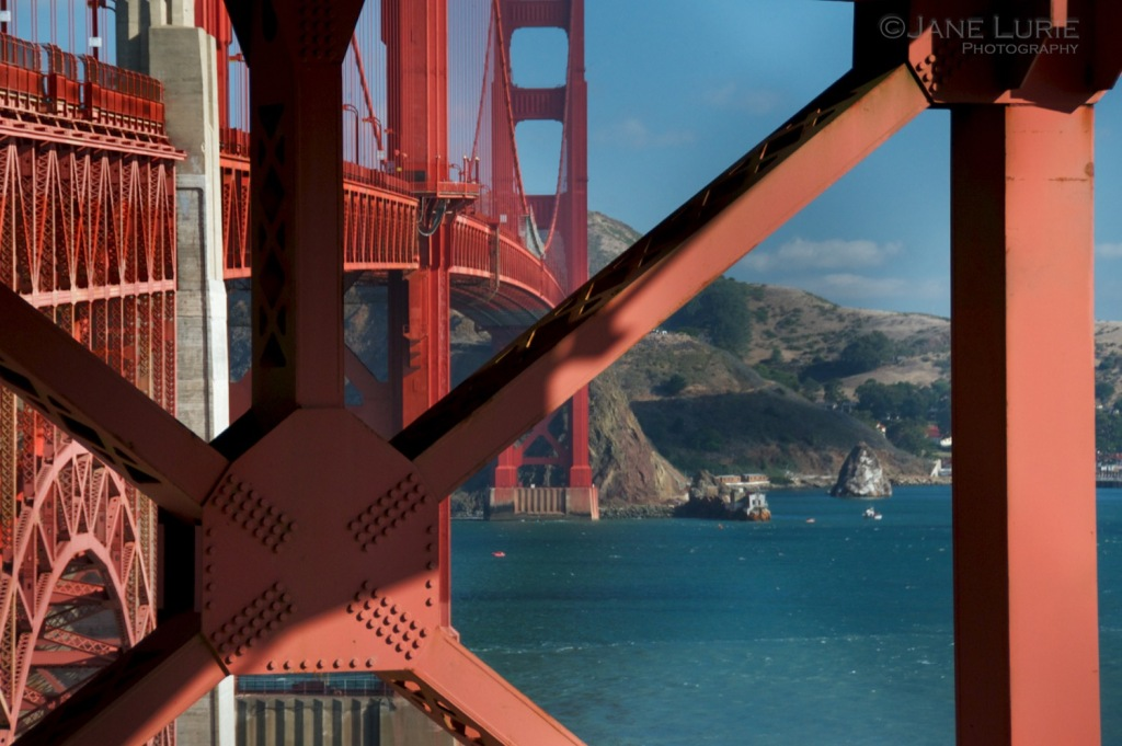 Abstract,San Francisco, California, City, Urban, Grids, Metal, Landscape