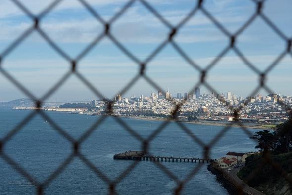 Abstract,San Francisco, California, City, Urban, Grids, Metal, Landscape