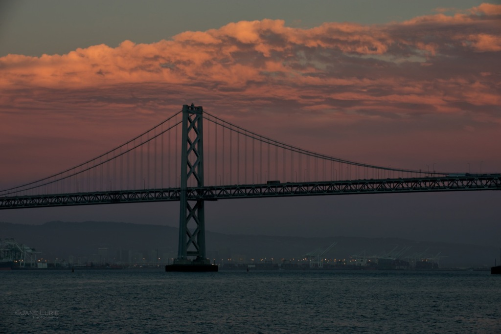 Landscape, Night Photography, San Francisco, California, Nikon, Bridge, Astronomy, Moon,