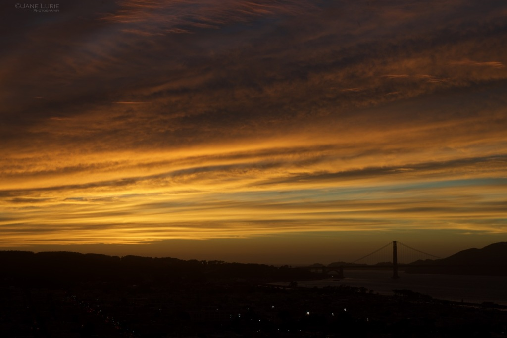San Francisco, Golden Gate Bridge, Landscape, Sunset, Nikon, Color, Clouds, Urban, Bridge, Light, Composition, Photography