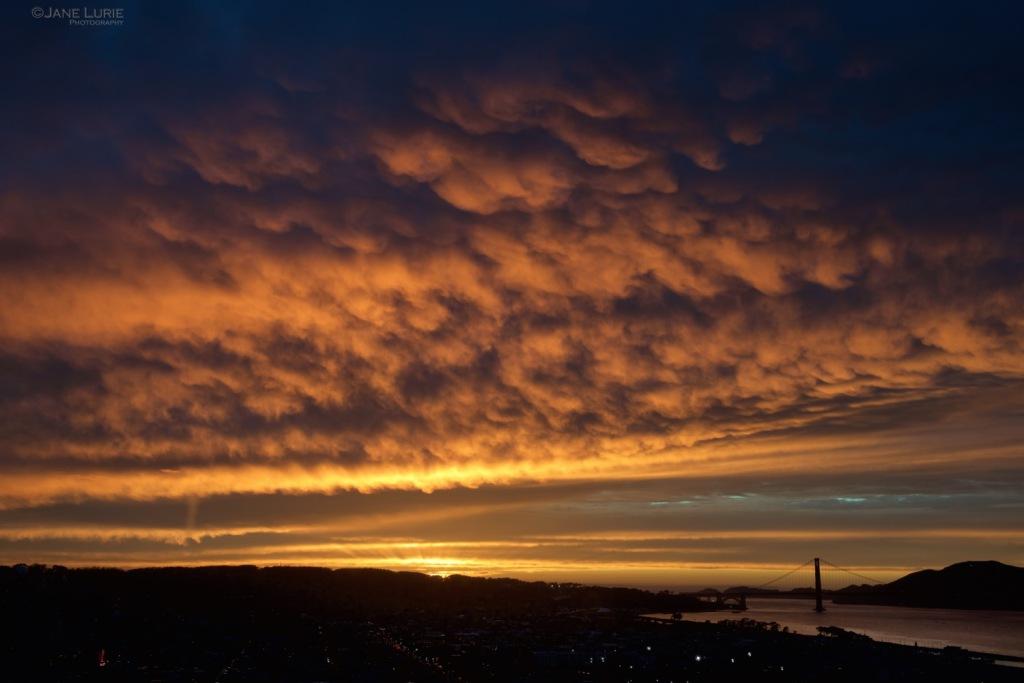 San Francisco, Golden Gate Bridge, Landscape, Sunset, Nikon, Color, Clouds, Urban, Bridge, Light, Composition, Photography