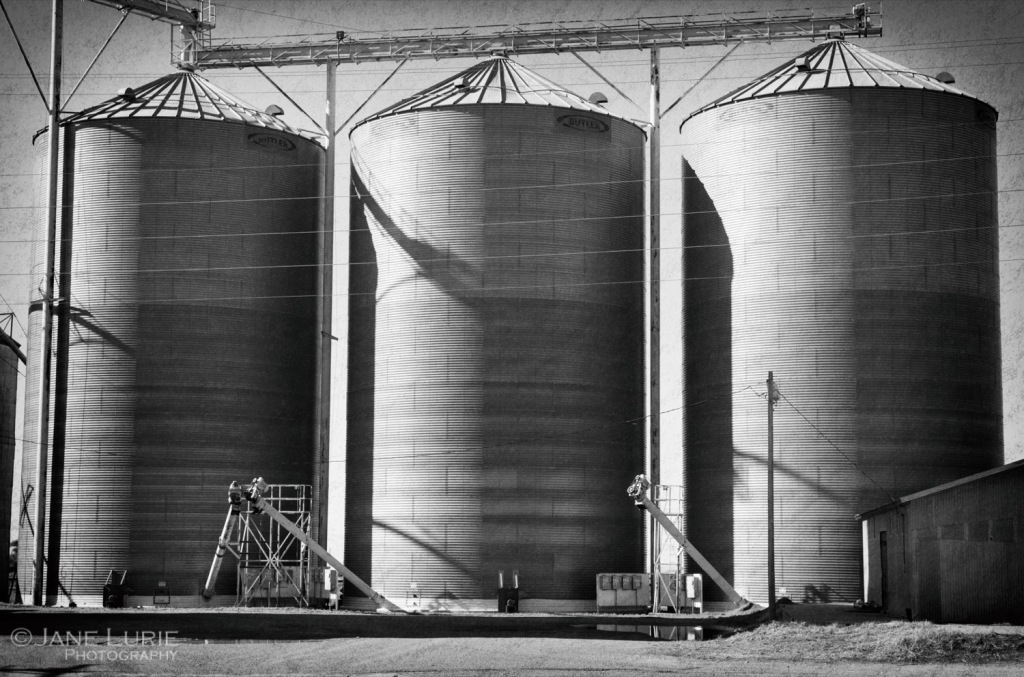Industrial, Black and White, Photography, Nikon, Agriculture