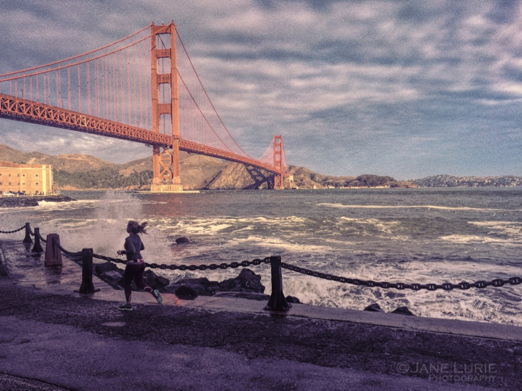 San Francisco, California, Topaz Texture Effects, Architecture, Photography