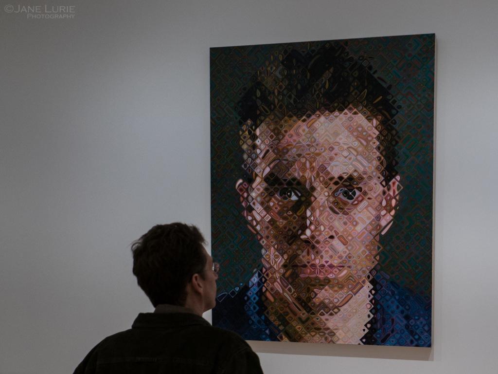 Museum, Art, San Francisco, Portrait, People, SFMOMA, California, Modern, Photography,