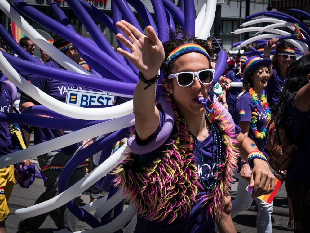Pride Parade, San Francisco