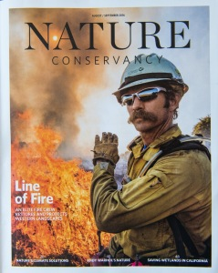 Nature Conservancy Magazine