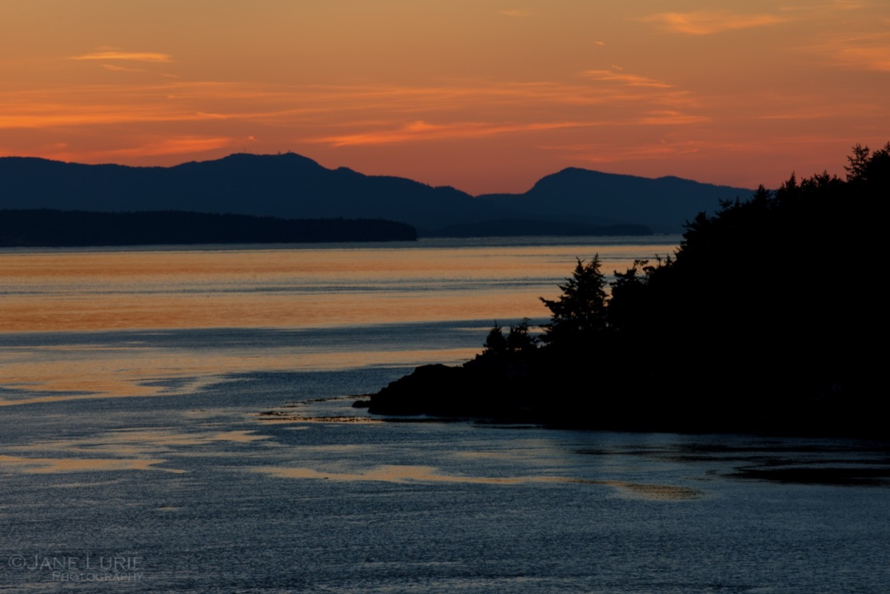 Reflections: San Juan Islands, WA