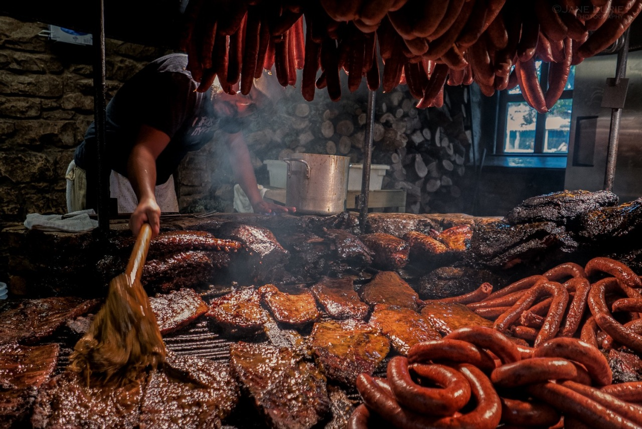 Barbecue! Austin, Texas – Jane Lurie Photography