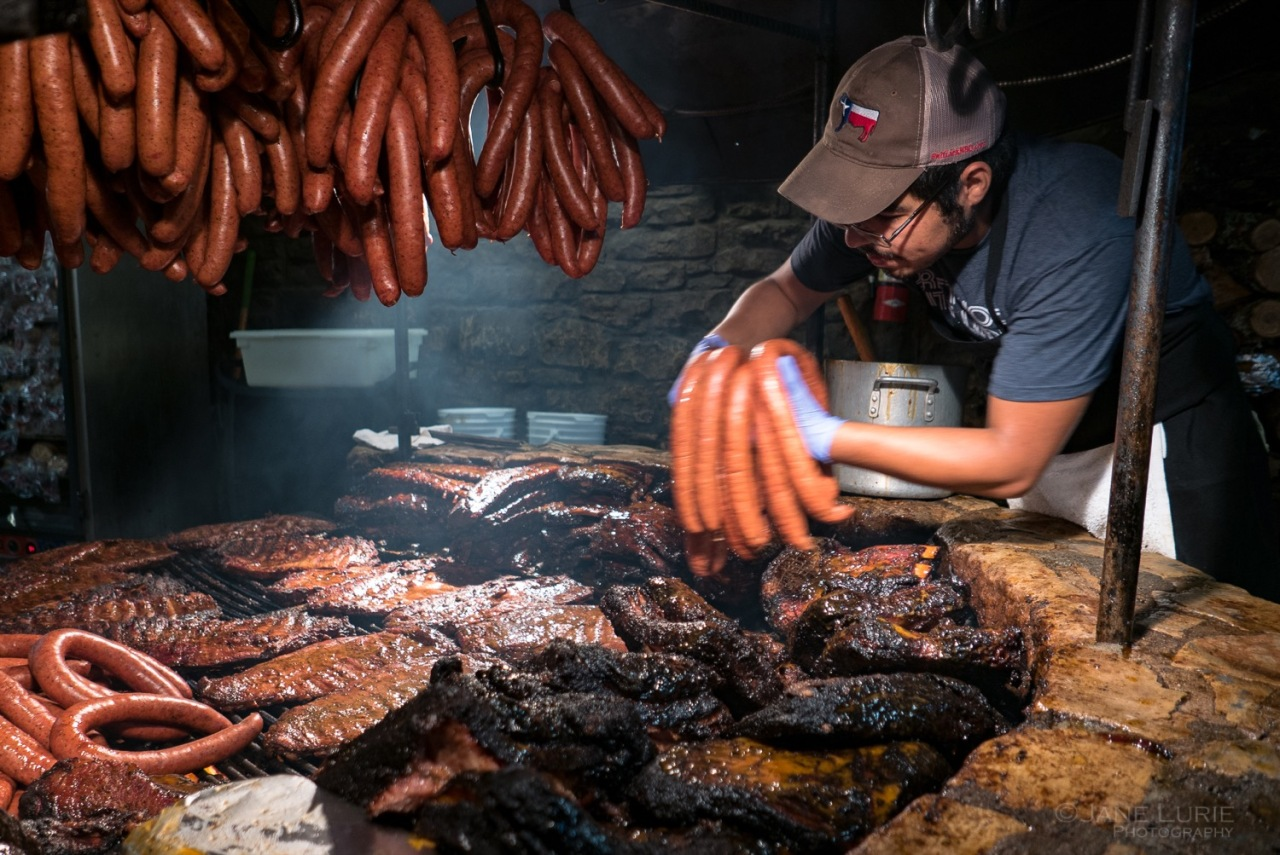Barbecue, Texas, Austin, Portrait, Food, Culinary, Portrait, Photography,