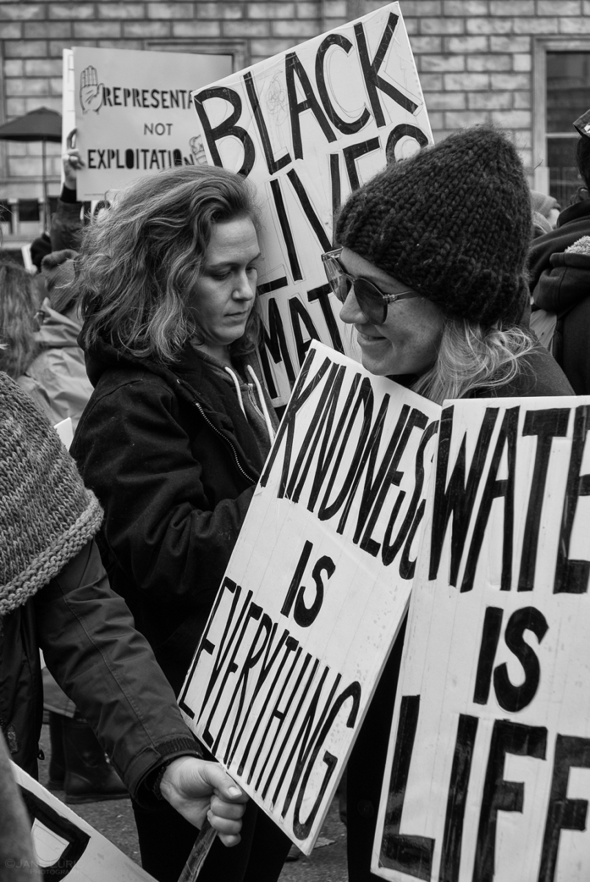 Protest, City, San Francisco, California, Election, Women, Gender