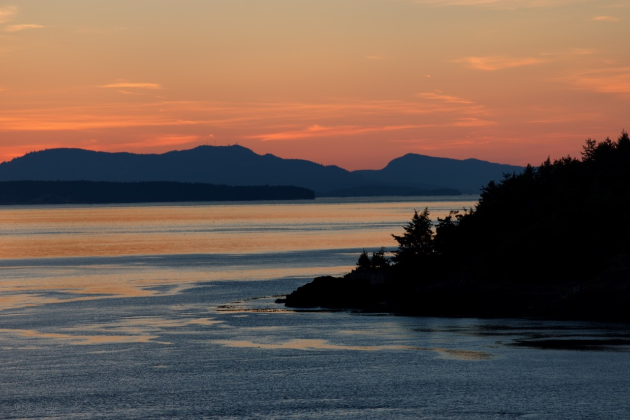 Landscape, Sunset, Nikon,