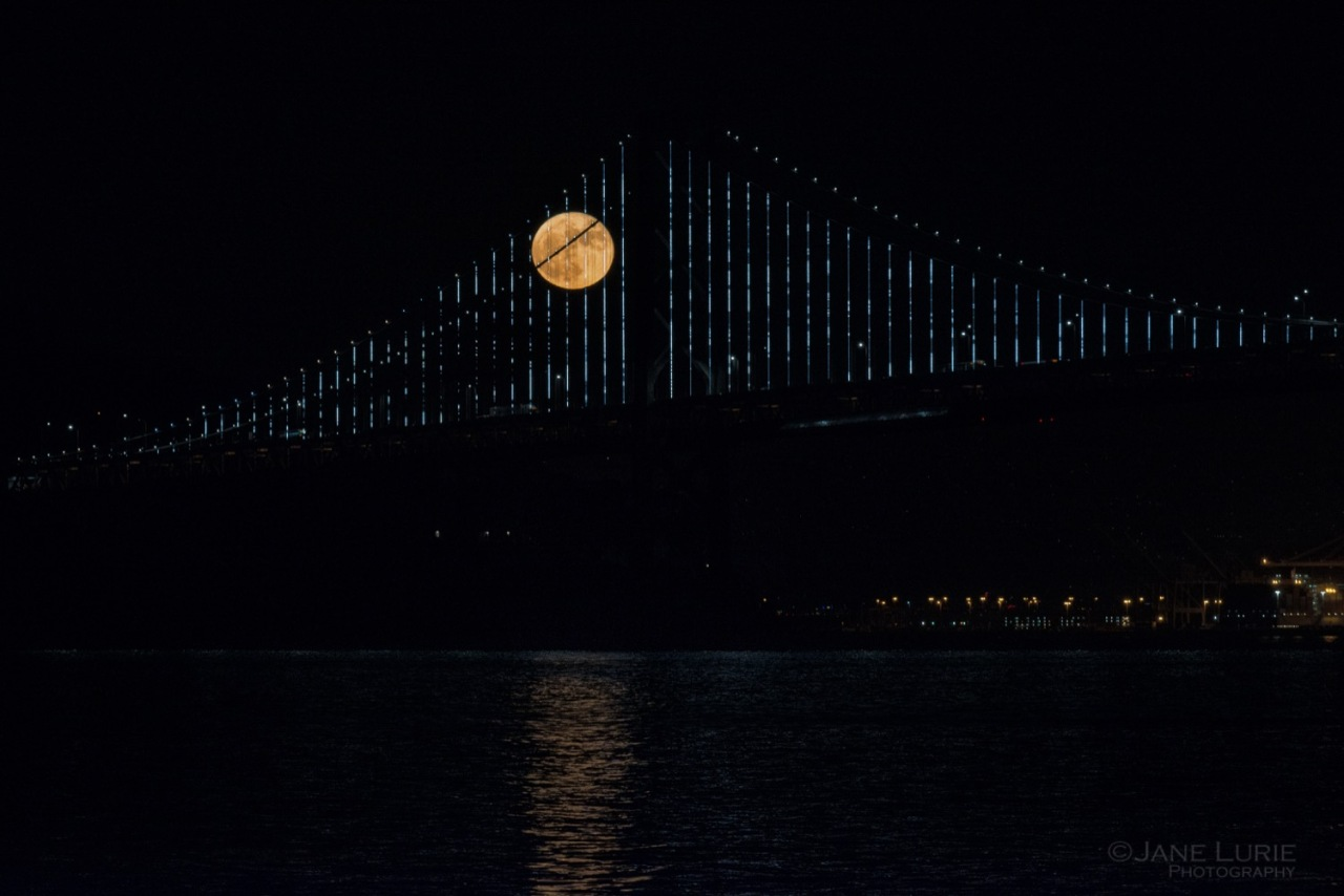 Night, Photography, Nature, City, San Francisco