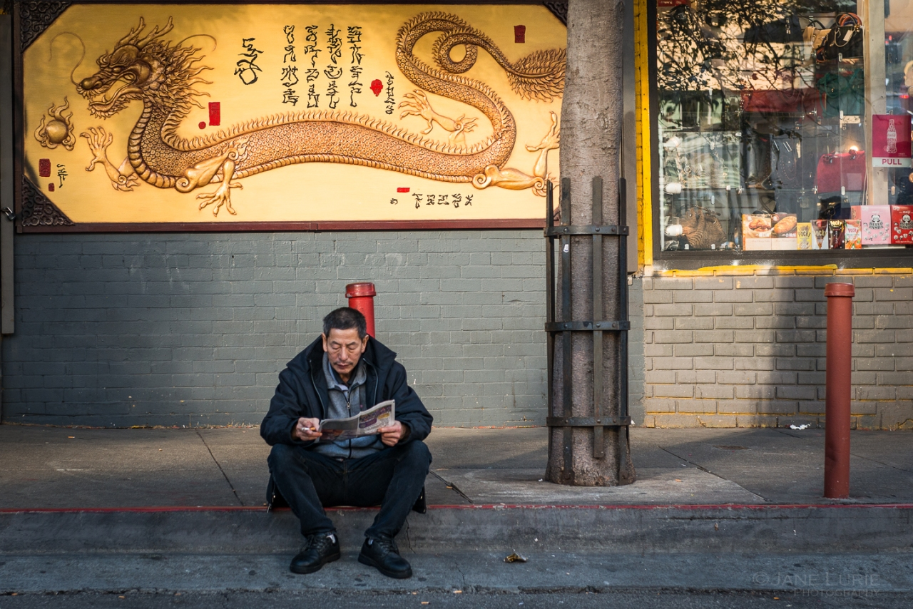 Chinatown, San Francisco, Street Photography, Nikon, City