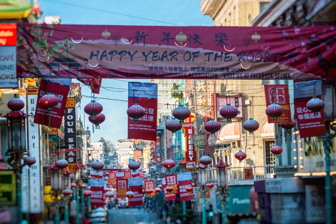 Celebrating Chinatown, San Francisco