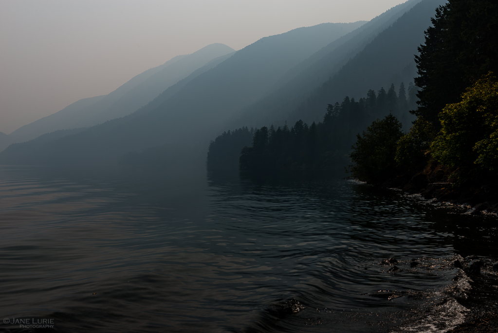 Smoke and Mirrors, PacificNorthwest