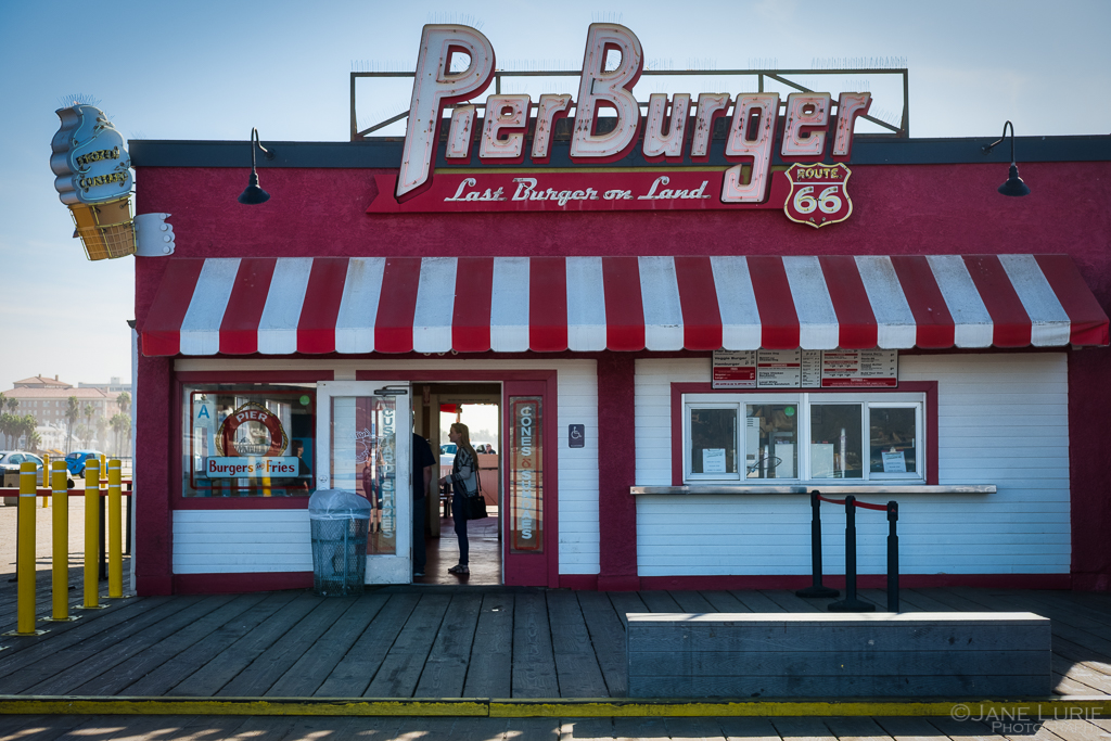 California, Santa Monica, Street Photography, Photography, Architecture, Nature, Colors, Fujifilm X-T2,