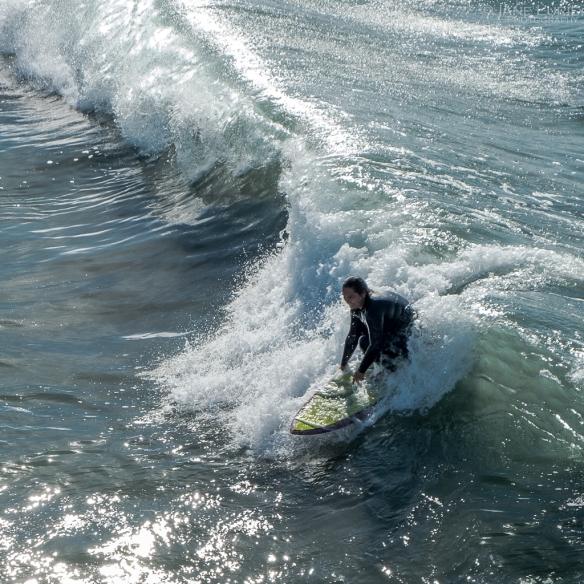 Landscape, Surfer, Ocean, Nature, Water, Action, Photography, Wave, Portrait, California,