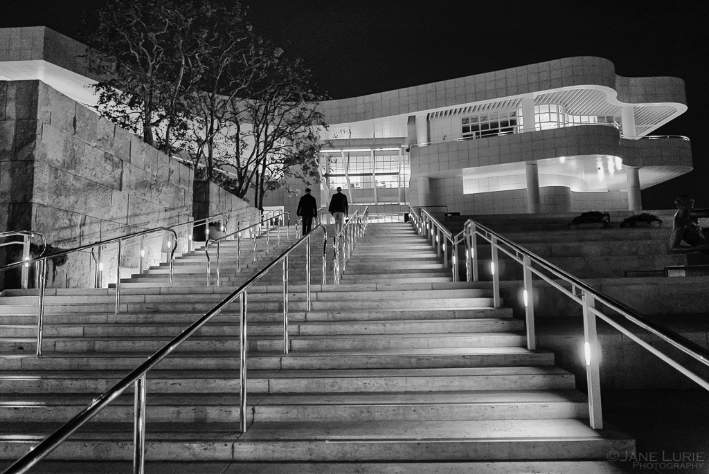 A Night at the Museum: The Getty
