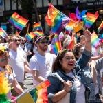Culture, City, People, LBGT, Parade, Human Rights, Activism, San Francisco, Portraits, FujifilmXT2
