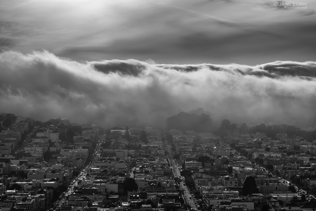 San Francisco, Landscape, FujifilmX-T2, Photography, Golden Gate, City, Black and White,