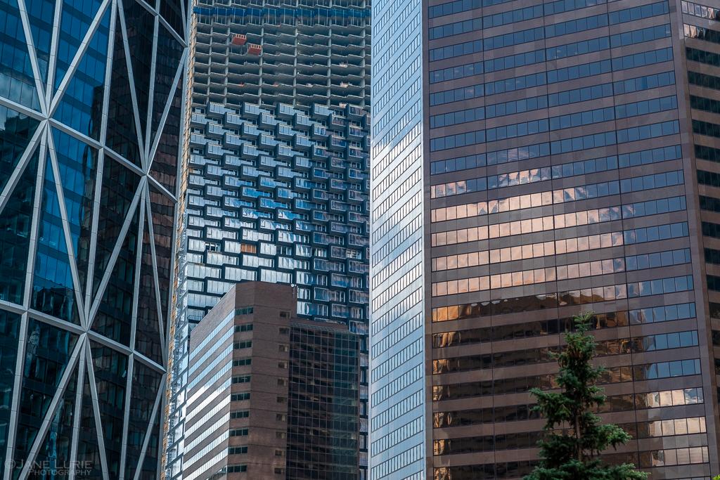 Architecture, Urban, City, Canada, FujifilmX-T2, Photography