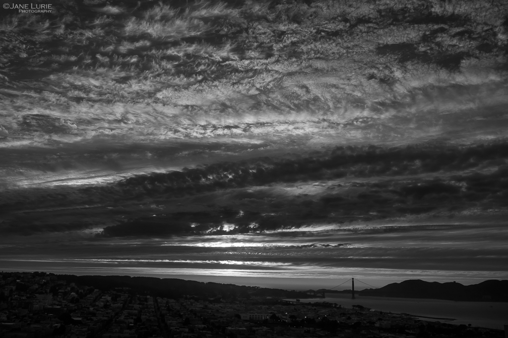 San Francisco, Photography, Fujifilm X-T2, iPhone, Landscapes, Sunsets, Clouds, City, Art