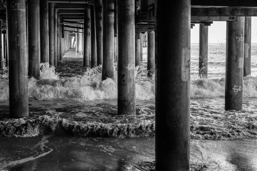 California, Action, Black and White, Monochrome, Fujifilm X-T2