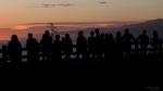 Sunset, Silhouette, California, Fujifilm X-T2, Nature, Ocean, Landscape, Photography, Art, Night, Humanity