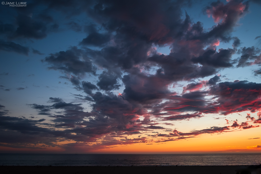 Sunset, Silhouette, California, Fujifilm X-T2, Nature, Ocean, Landscape, Photography, Art, Night, Humanity