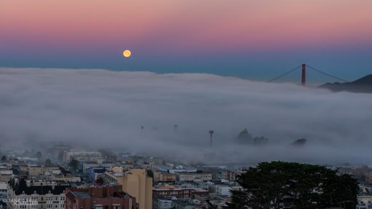 Architecture, San Francisco, Golden Gate Bridge, Fog, California, Landscape Photography, City, Nikon, Fujifilm X-T2