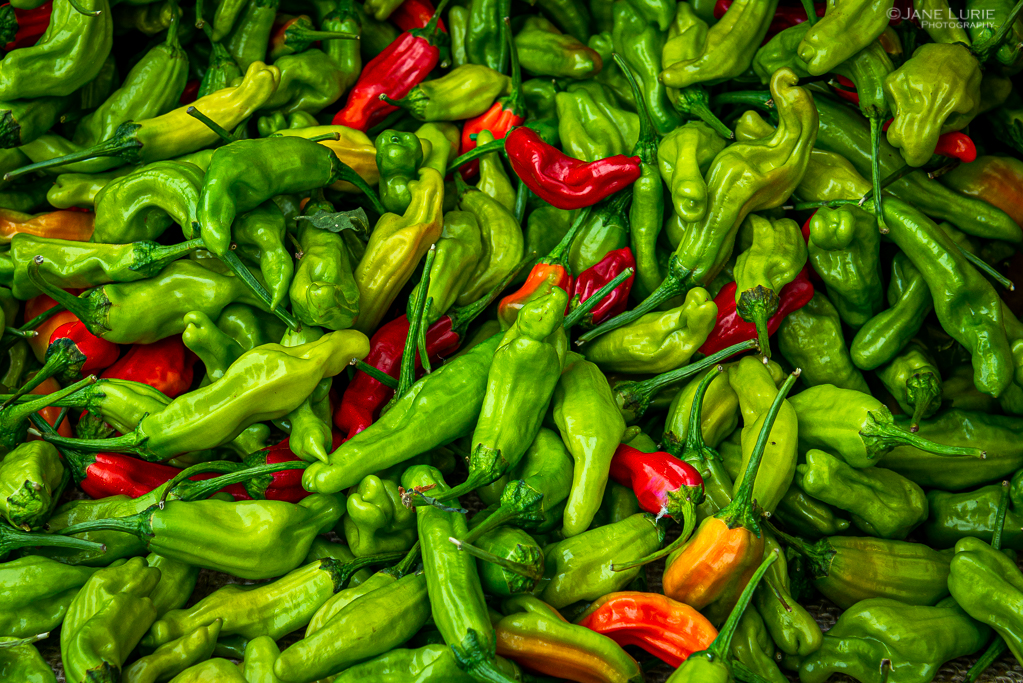 San Francisco, California, Farmers' Market, Produce, Close-Up, Organic, Farm, Photography